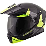 Scorpion EXO-AT950 NeoCon Street Bike Motorcycle Helmet - Hi-Viz / Large