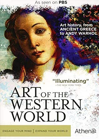 art of the western world book