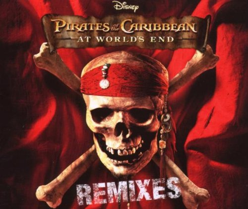 Price comparison product image Pirates Of The Caribbean: At World's End (Remixes)