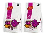Organic Oat Baby Cereal Made with Sprouted Whole Grain Oat - 7 Oz. (198 g) - 2 Pack