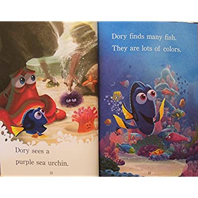 Level Readers Disney Pixar Step into Reading Hardcover Edition ~ Super Story Collection (2016; 7 Comprised of Levels 1, 2 and 3; Fold Out Poster; 33 Stickers; 6.25