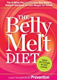The Belly Melt Diet, Bridget Doherty and Prevention Magazine Editors, 1609618424