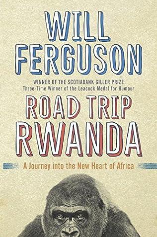 book cover of Road Trip Rwanda