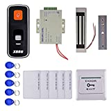 MonkeyJack Fingerprint Access Control System Electric Door Lock Intercom Access Control