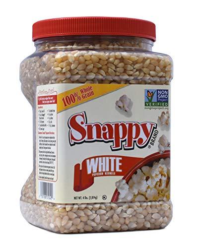 Snappy White Popcorn 4
