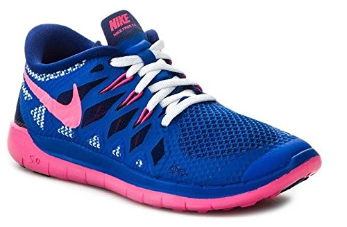 new product 0e030 aa4fd Nike Free 5.0 (Gs) Running Trainers 644446 Sneakers Shoes (uk 5.5 us 6Y eu  38.5, 400)