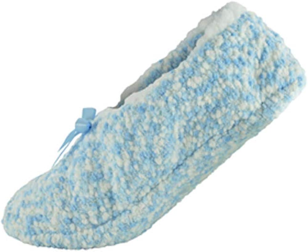 Anti-Slip Fleece Lined Slippers