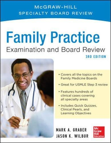 (Family Practice Examination and Board Review, Third Edition)