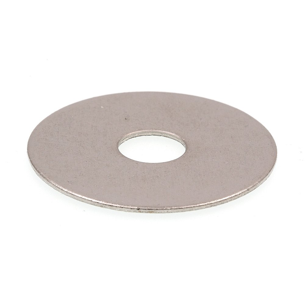 Prime-Line 9081585 Fender Washers, 1/2 in. X 2 in. OD, Grade 18-8 Stainless Steel, 25-Pack