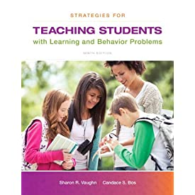 Strategies for Teaching Students with Learning and Behavior Problems, Enhanced Pearson eText with Loose-Leaf Version — Access Card Package (9th Edition)
