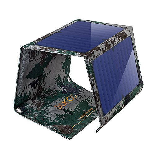 Solar Panel For Hiking - 1