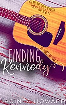Finding Kennedy (The Prototype Book 2) by [Howard, Jacinta]