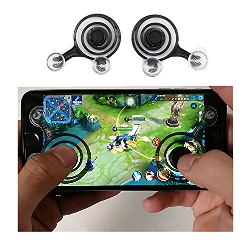 Cheap Joysticks Mobile Game Joystick, Mini Touch Screen Joypad Tablet Controller for Android Iphone..