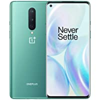 OnePlus 8 Glacial Green,​ 5G Unlocked Android Smartphone U.S Version, 8GB RAM+128GB Storage, 90Hz Fluid Display,Triple…