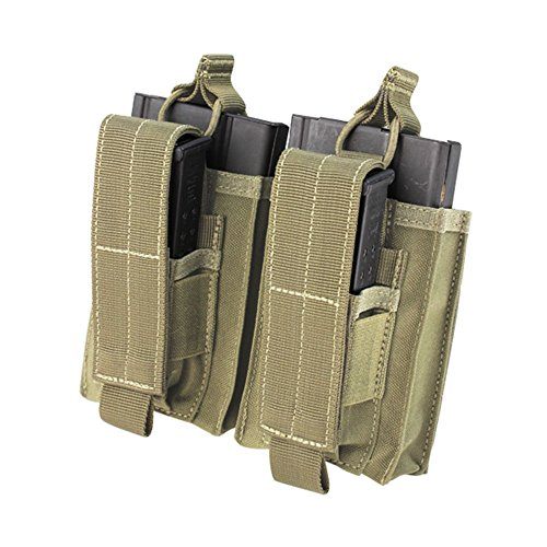 Condor Double Kangaroo Mag Pouch Coyote (Coyote Tan Pouch)