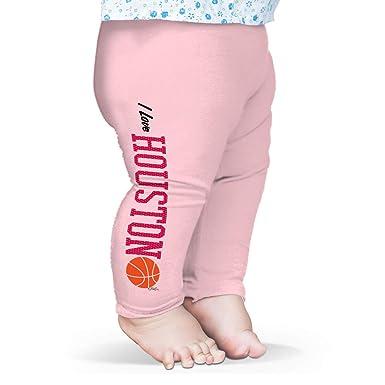 Amazon.com: Trenzado Envy I Love Houston baloncesto bebé ...