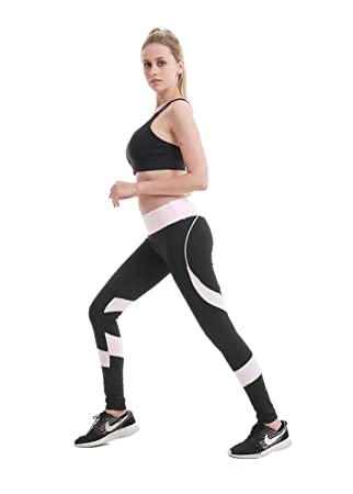 Globaltrade001 Mujer Push Up Leggins Fitness Pantalones ...