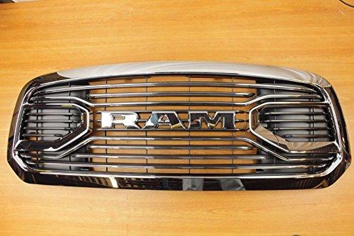 (Ram 2500 3500 4500 5500 Laramie Limited Grille)