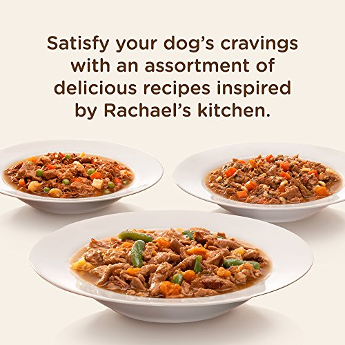 Rachael Ray Nutrish Variety Pack Wet Dog Food, 8 Ounce Tubs (6 Count)