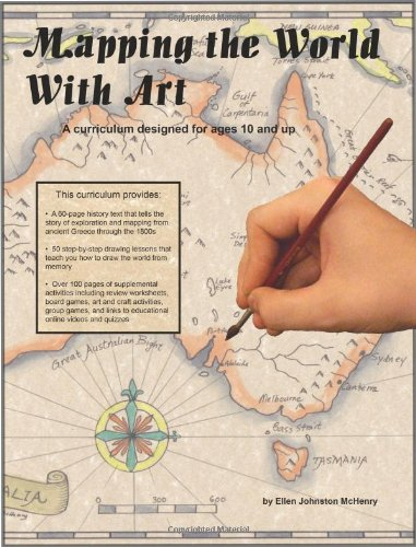 Amazon.com: Mapping the World with Art (9780982537701): Ellen ...