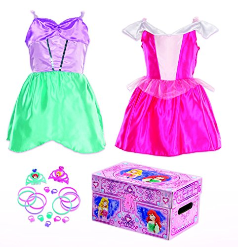 Sleeping Beauty and Ariel Dress-Up Trunk