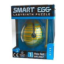 BePuzzled Smart Egg Brain Teaser, Hive