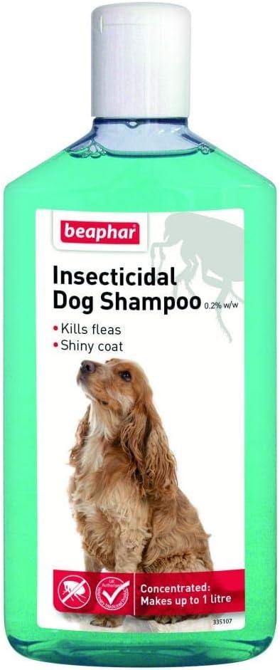 Champú para Perros Beaphar Insecticida, 250 ml