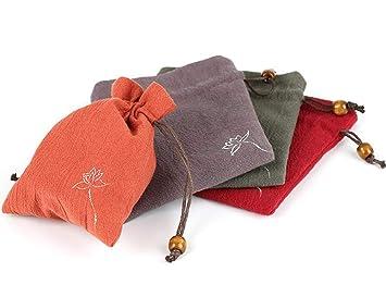 JudyBridal - Bolsas Reutilizables con cordón,, Bolsa de ...
