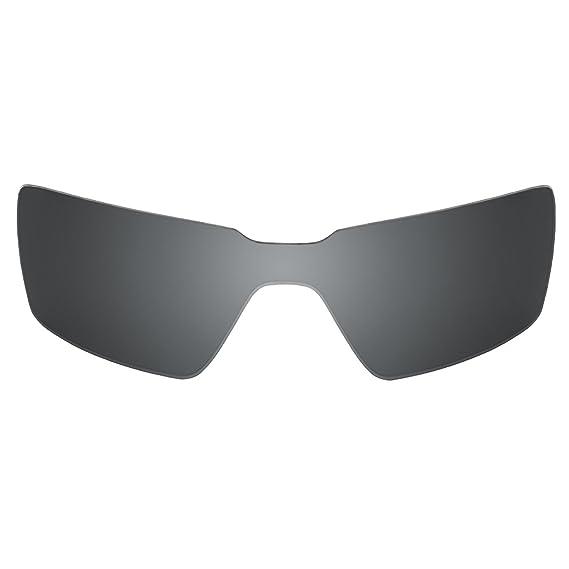 c6ec8e5f367bc Revant Polarized Replacement Lens for Oakley ProbationBlack Chrome  MirrorShield®  Amazon.co.uk  Clothing