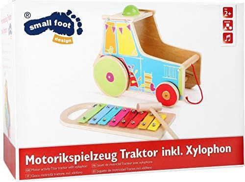 Motor Tractor Small Foot 10377 Incluye xil/ófono