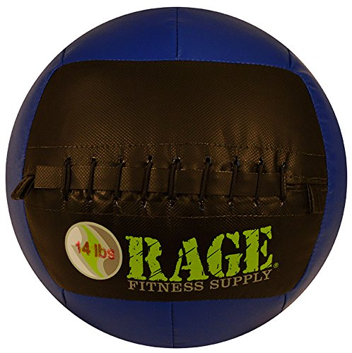 RAGE Fitness Performance Soft Medicine Ball, Wall Ball, Crossfit Training