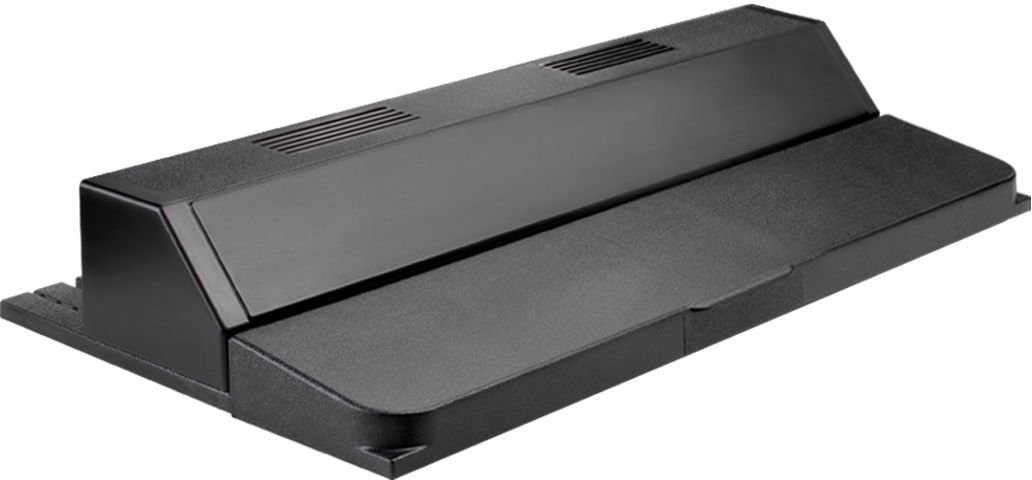 All Glass Aquarium AAG21220 Fluorescent Deluxe Hood, 20-Inch by All Glass Aquariums