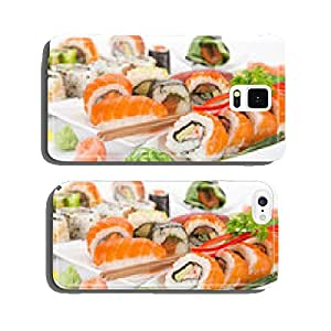 Japanese seafood sushi set cell phone cover case iPhone5