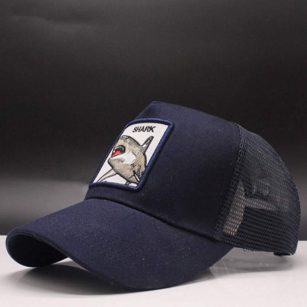 TJJQT Gorra de Beisbol Top Moda Gorra de béisbol para Hombres ...