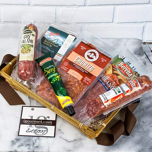 - Specialty Meats Gift Tray (1.8 pound)