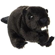 Folkmanis Puppets Beaver Finger Puppet, Brown
