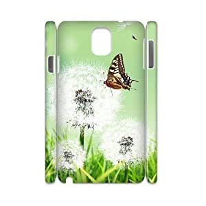 Dandelion Customized 3D Cover Case for Samsung Galaxy Note 3 N9000,custom phone case ygtg516041