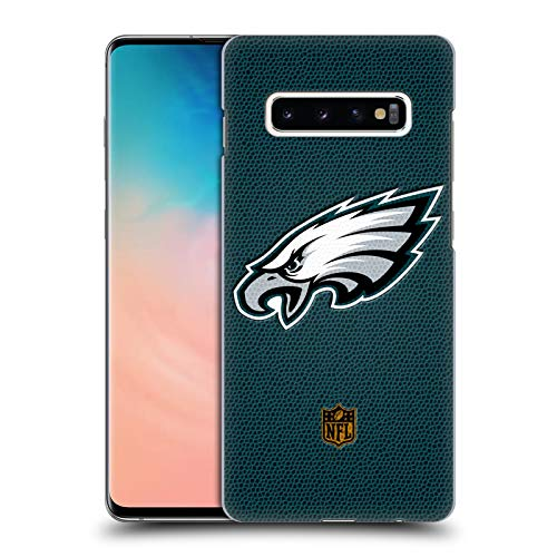 l Philadelphia Eagles Logo Hard Back Case for Samsung Galaxy S10+ / S10 Plus ()
