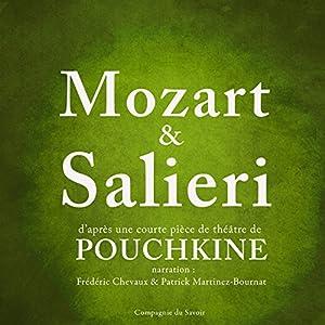 Mozart & Salieri | Livre audio
