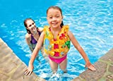 Inflatable Swim Vest Jacket for Kids Children Young Swimmers Pool Float For Age 3 to 5 years