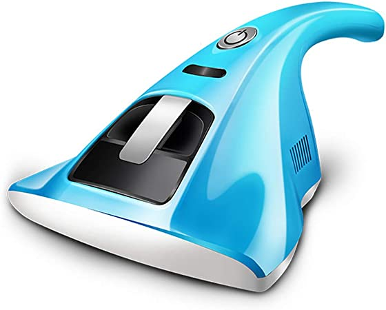 JTYX Anti Polvo ácaros UV aspiradora Antibacterial Mata gérmenes y Elimina ácaros domésticos portátiles,Blue,240X350X140MM: Amazon.es: Hogar