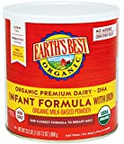 Earth's Best Organic, Infant Formula with Iron, 23.2 Ounce (Packaging May Vary)