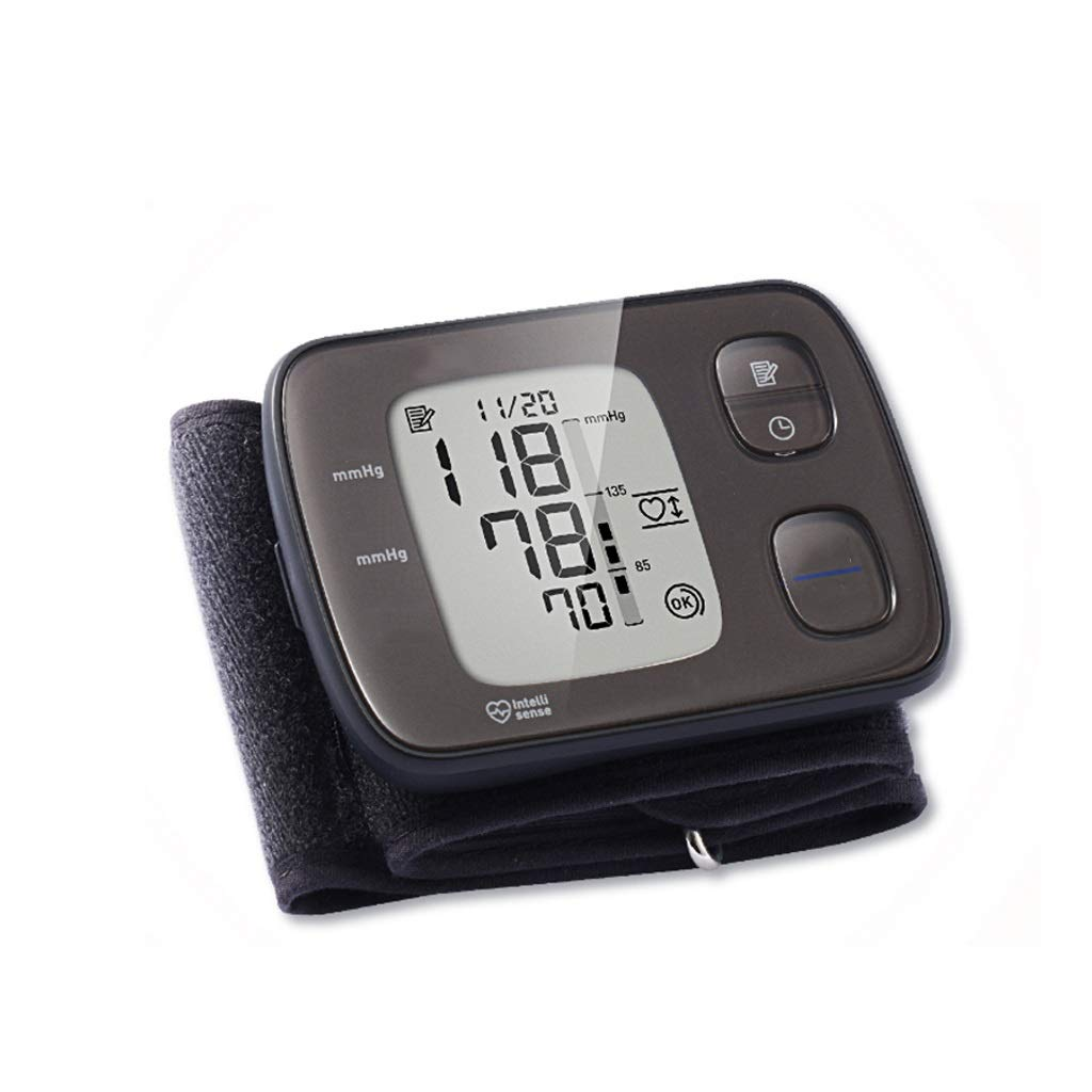 Home Household Electronic Sphygmomanometer Wrist Blood Pressure Meter Accurately Measuring Instrument Blood Pressure Measurement