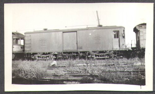 310 Car - Toledo Bowling Green & Soutern Streetcar #310 OH photo