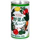 190mlX30 this Asahi Shoji vegetables & fruit