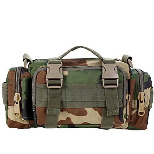 MatchLife - Bolso mochila  para mujer Camouflage6 Camouflage5