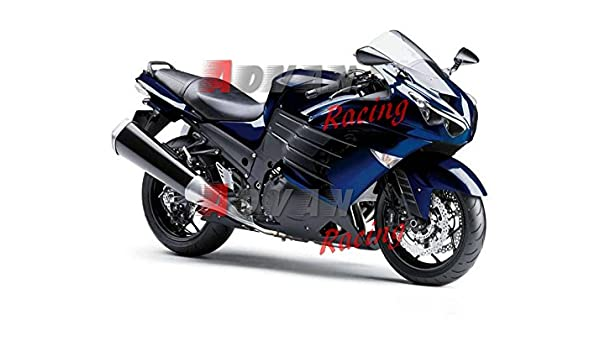 Amazon.com: Moto Onfire Motorcycle ABS Plastic Fairing Body ...
