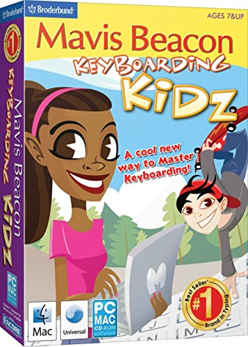 Mavis Beacon Keyboarding Kidz Kids Typing (Software For Keyboarding compare prices)