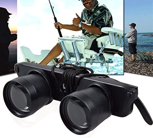 Fishing and Traveling Sports Travel Telescope Fanville F-3 * 28 Glasses Telescope 1-3 Times Adjustable Magnification Telescope for Indoor and Outdoor Recreational Activities Watching