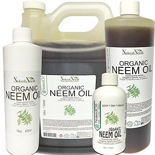 Organic Neem Oil - 2